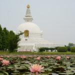 World Peace Pagona in Lumbini