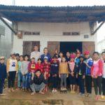 Kindergruppe der katholischen Kirche in Ka Don