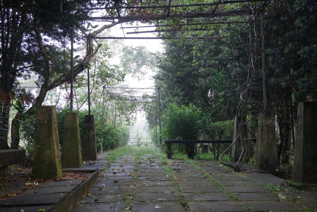 Spazierweg in Johor Saleng Eco Village
