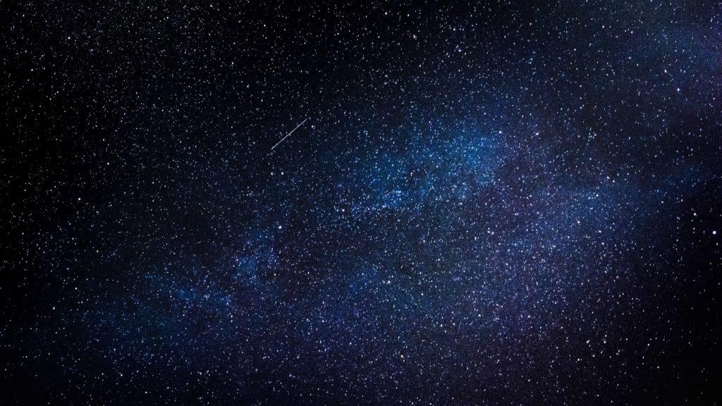 Bild des Nacthimmels