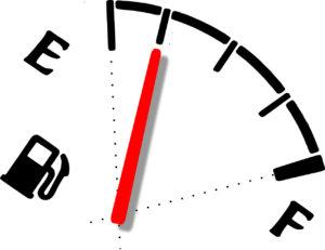 Illustration: Benzinstand