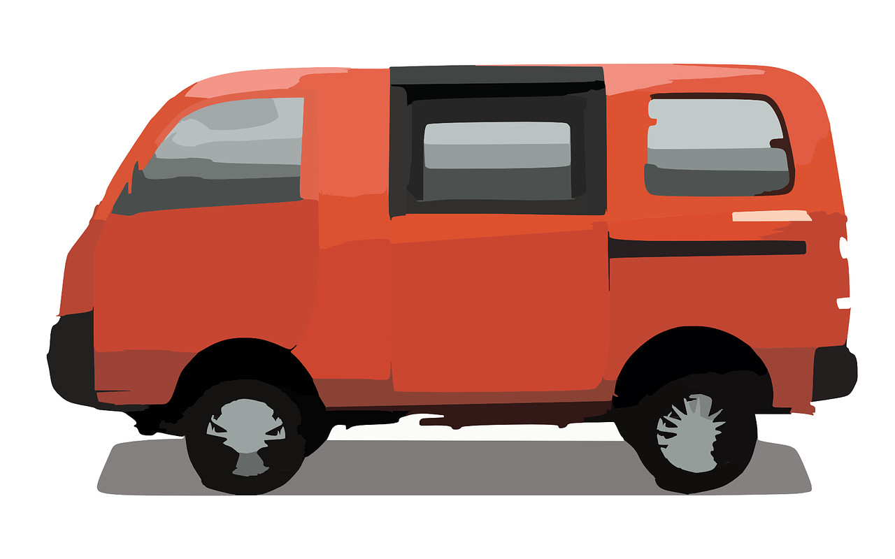 Illustration: Campervan