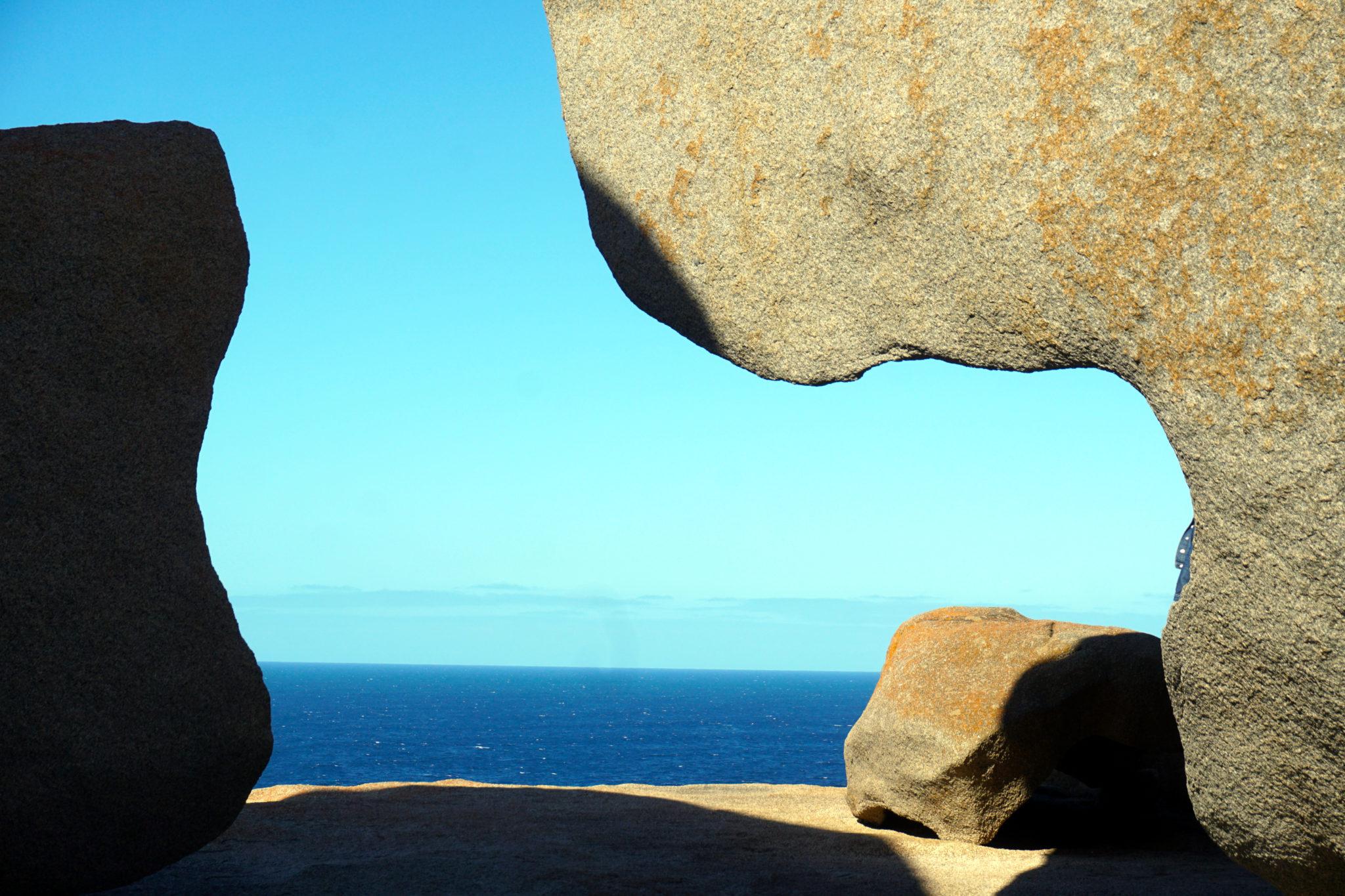 Remarkable Rocks im Flinders Chase National Park auf Kangaroo Island